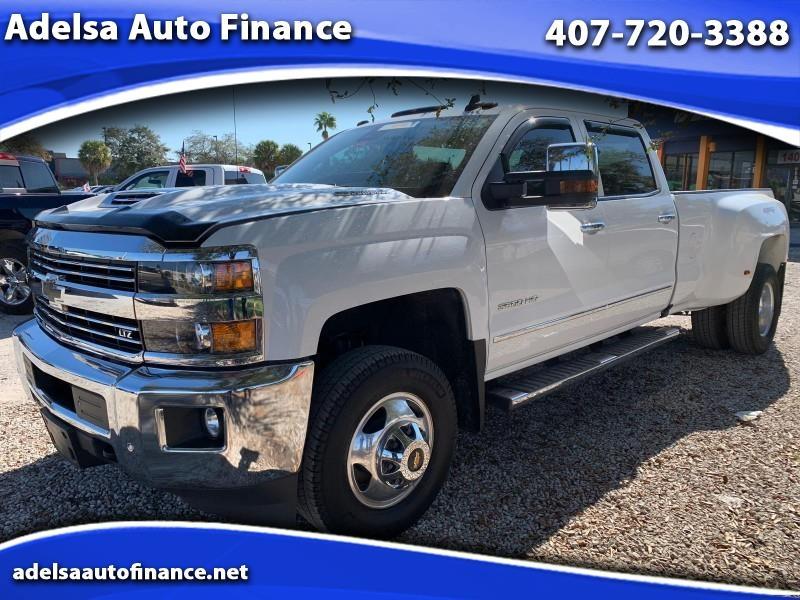 Chevrolet Silverado 3500HD 2018 price $54,995