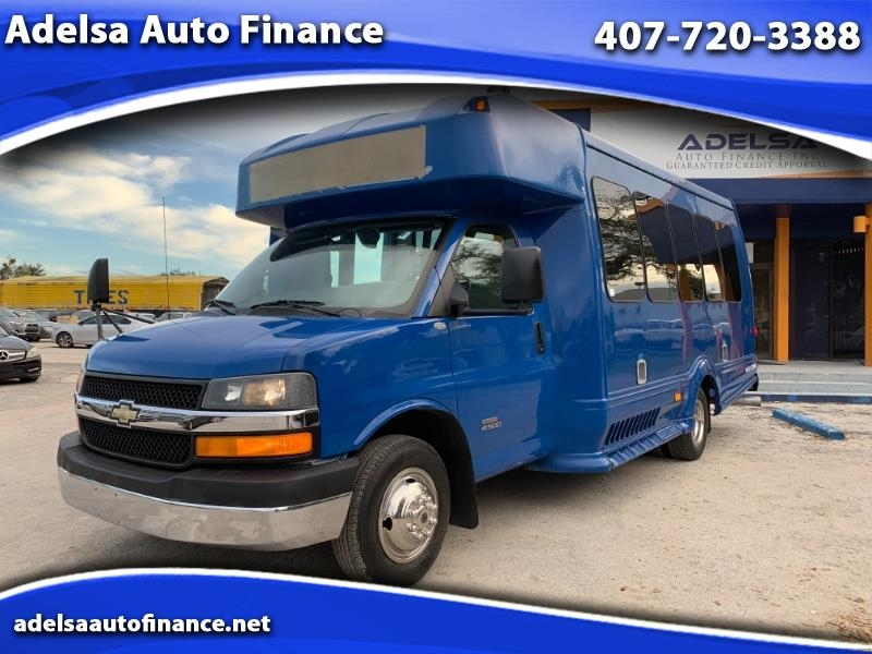 Chevrolet Express 2012 price $18,995