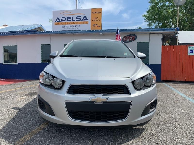 Chevrolet Sonic 2015 price $9,495
