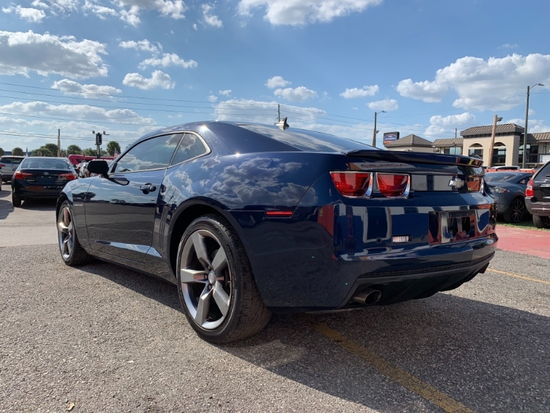 Chevrolet Camaro 2011 price $16,495
