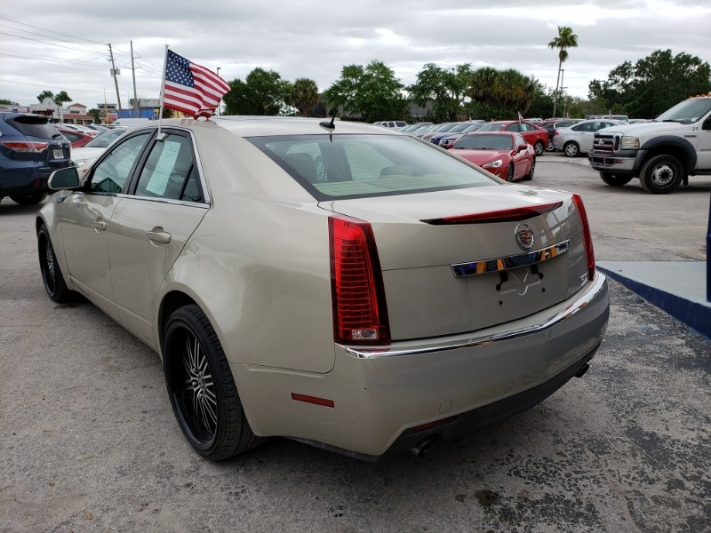 Cadillac CTS 2008 price $7,995