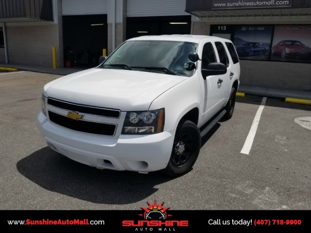 2014 Chevrolet Tahoe 2wd 4dr Commercial Inventory Sunshine Auto Mall Auto Dealership In