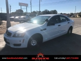 Chevrolet Caprice Police Patrol Vehicle 2012