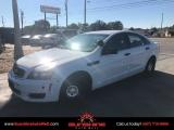 Chevrolet Caprice Police Patrol Vehicle 2012