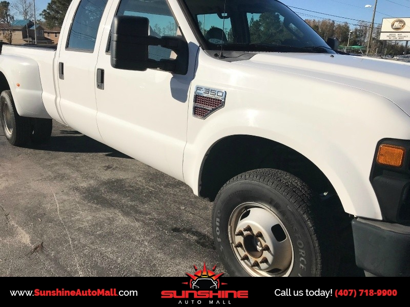 2008 Ford F-350 --: 2008 Ford Super Duty F-350 DRW
