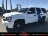 Chevrolet Tahoe Police 2008