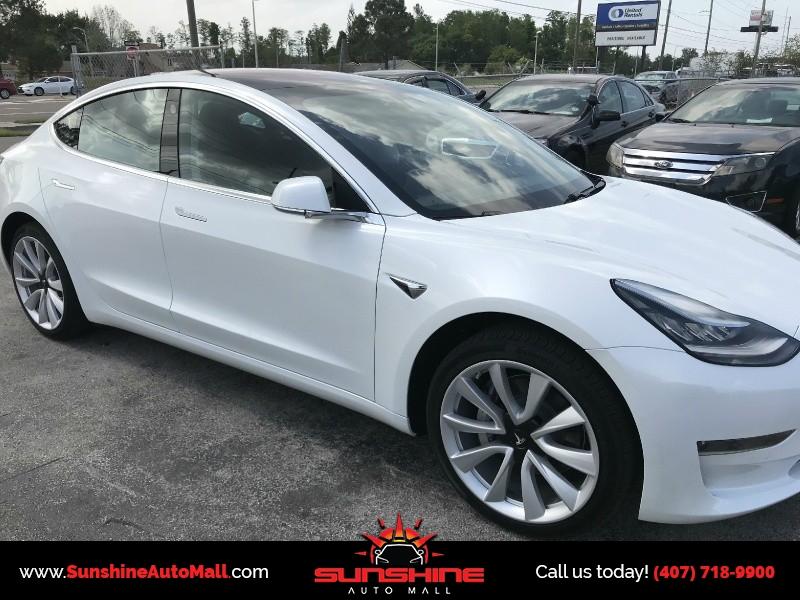 Tesla Model 3 2018 price $48,900 Cash