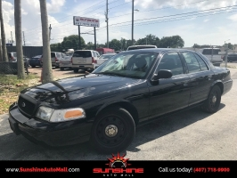 Ford Crown Victoria 2011