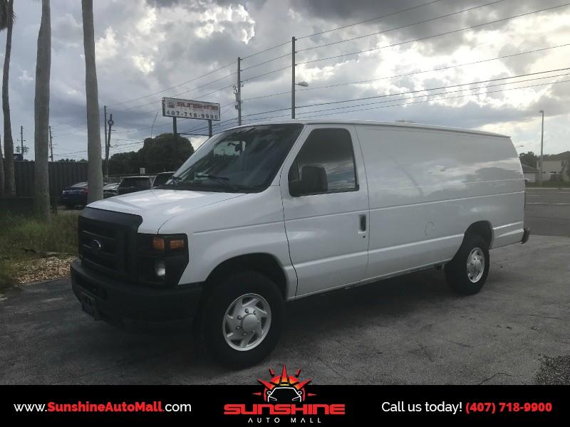Ford Econoline Cargo Van 2008 price $18,900 Cash