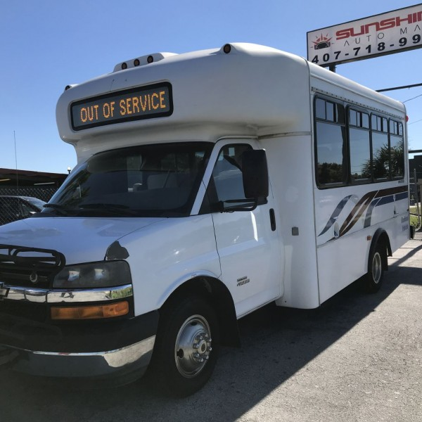 CHEVROLET EXPRESS G4500 2011 price $13,500 Cash