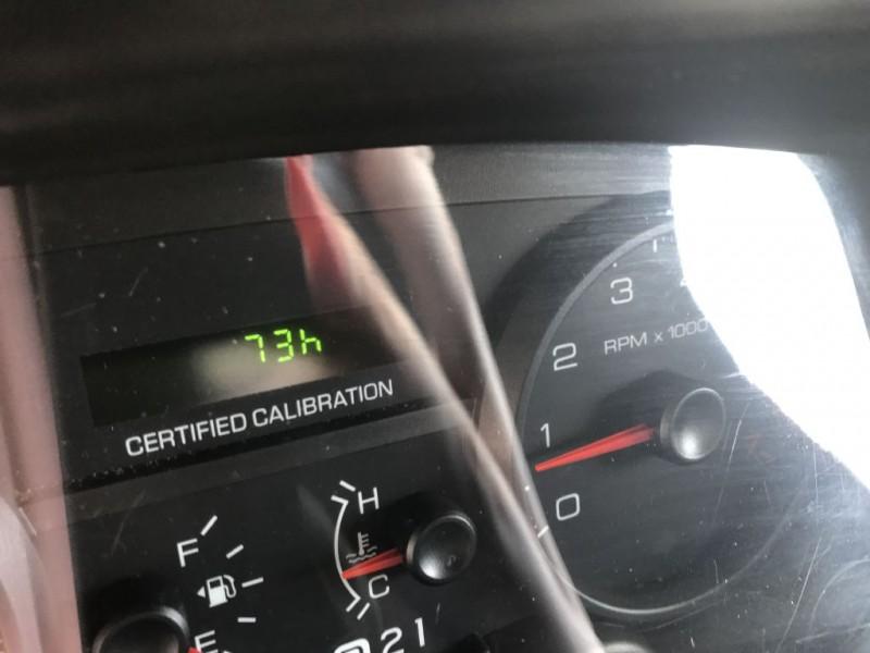 Ford Police Interceptor 2008 price $9,500 Cash