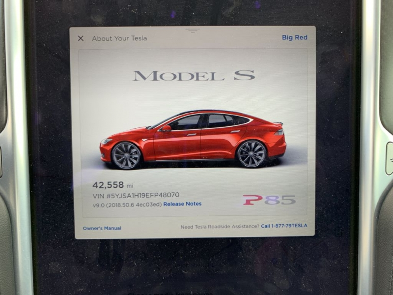 Tesla Model S 2014 price $39,900 Cash