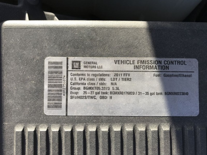 Chevrolet Tahoe 2011 price $12,700 Cash