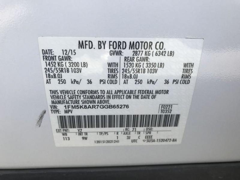 FORD EXPLORER 2016 price $13,900 Cash