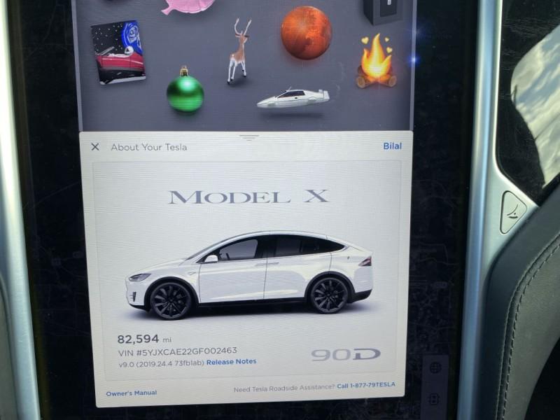 TESLA MODEL X 2016 price $58,999 Cash