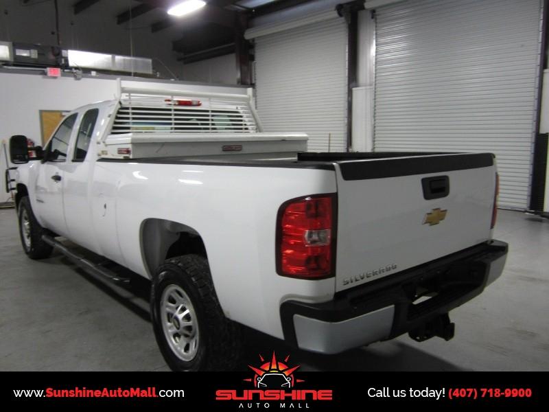 3500hd 2wd Gas 86k Work Truck Used Chevrolet Silverado
