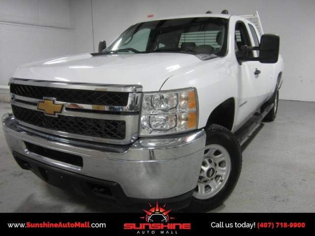 2013 Chevrolet Silverado 3500HD Gas