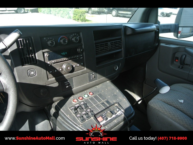 Chevrolet Express Commercial Cutaway 2012 price $15,700 Cash