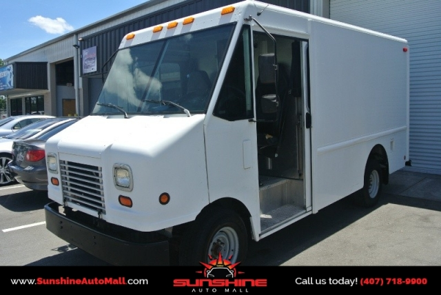 2011 Ford Econoline Commercial Chassis
