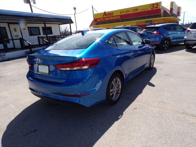 Hyundai Elantra 2018 price $13,395