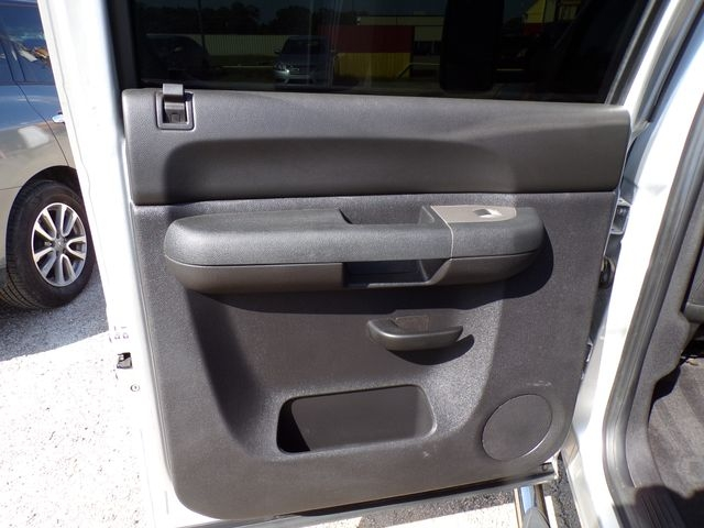 Chevrolet Silverado 2500 HD Crew Cab 2011 price $24,995