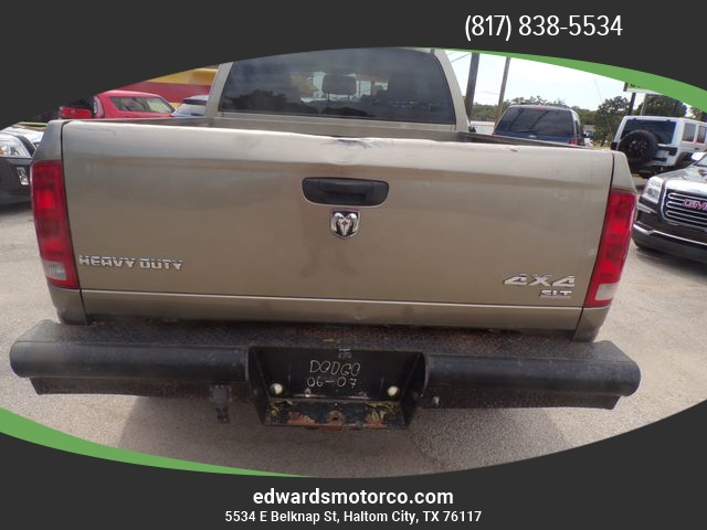 Dodge Ram 2500 Quad Cab 2009 price $17,995