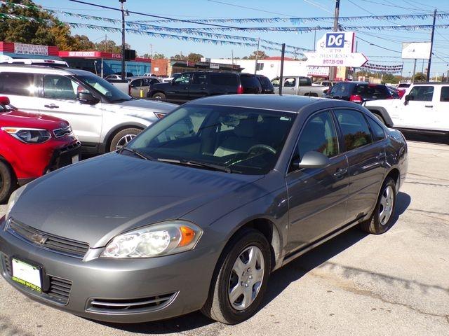 Chevrolet Impala 2007 price $5,995