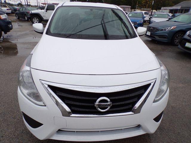 Nissan Versa 2018 price $12,495
