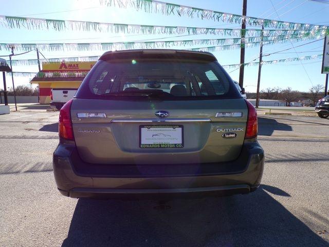 Subaru Outback 2005 price $6,995