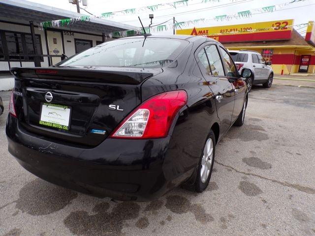 Nissan Versa 2013 price $6,995