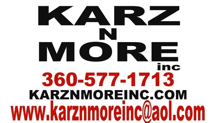 KARZ N MORE inc. 360-577-1713 Longview Wa Take Advantage Of Our Low Prices 2020 price $0