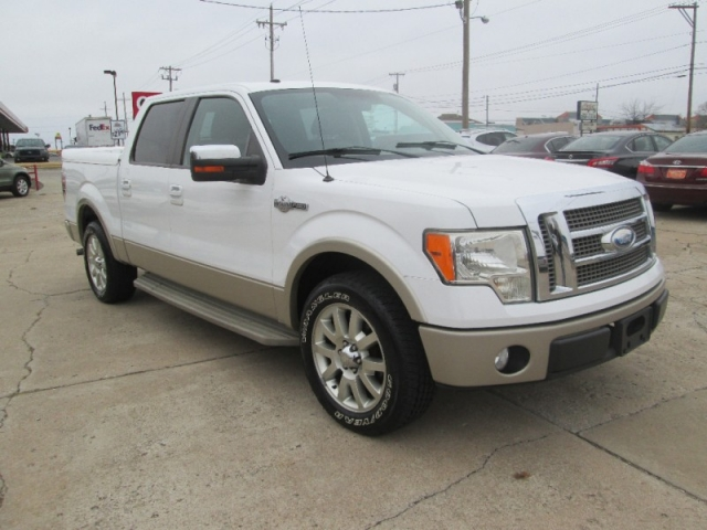 2009 Ford F-150 KING RANCH SUPER CREW