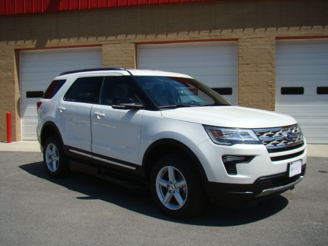 FORD EXPLORER 2018 price