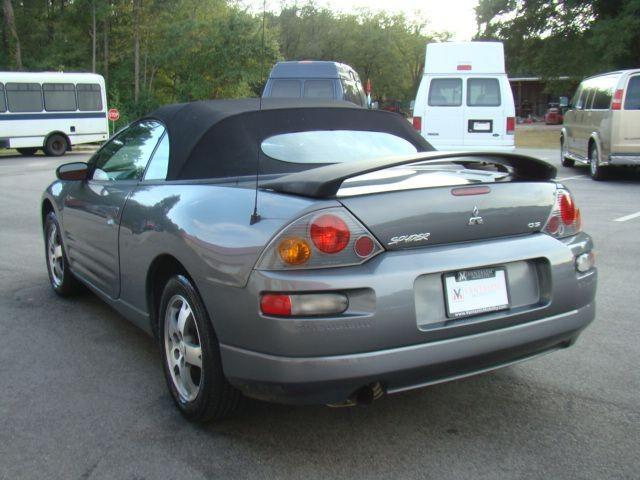 MITSUBISHI ECLIPSE 2003 price $3,000