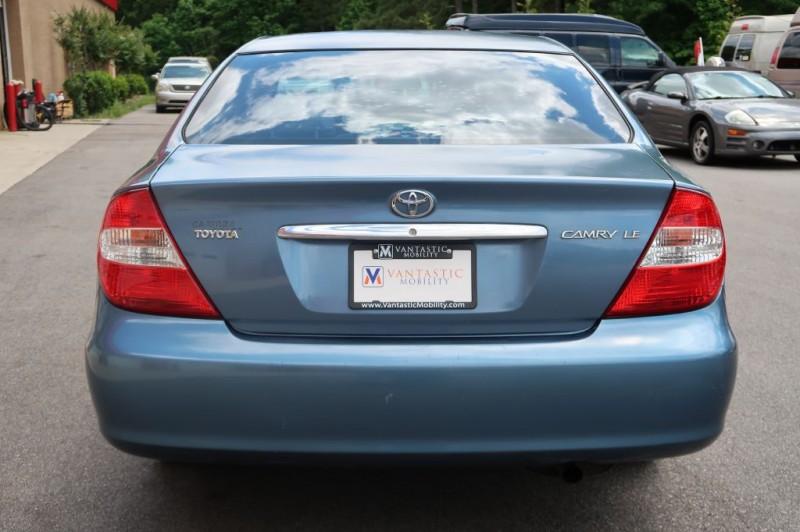 TOYOTA CAMRY 2004 price $4,000