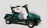 Other Makes EZGO Solo-Rider-Accessible Golf Cart 2002