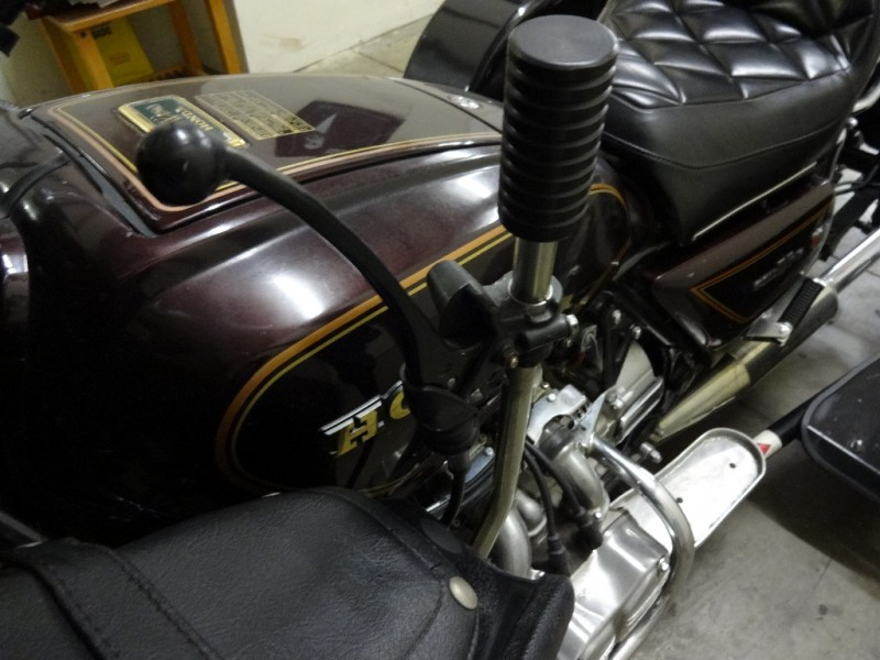 Honda Goldwing GL 1100 1981 price $4,700