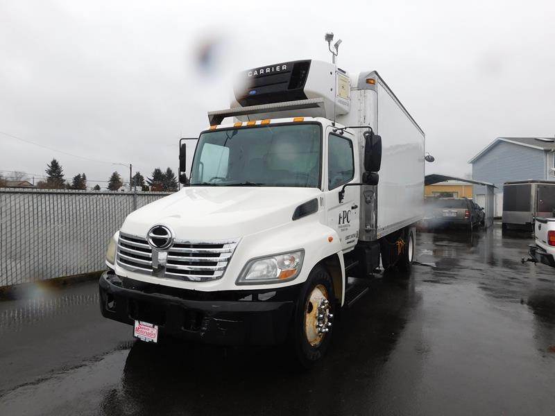 2007 Hino 268 4X2 2dr Regular Cab 217 in  WB
