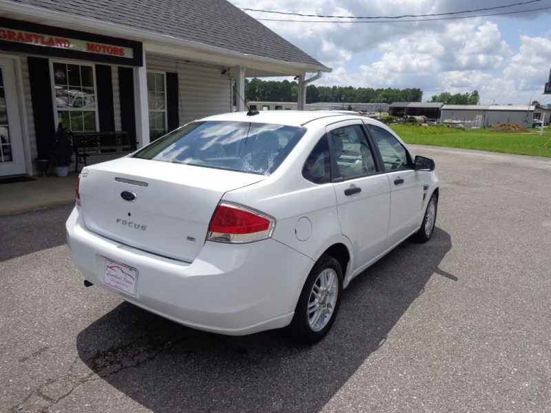 FORD FOCUS 2008 price $4,400