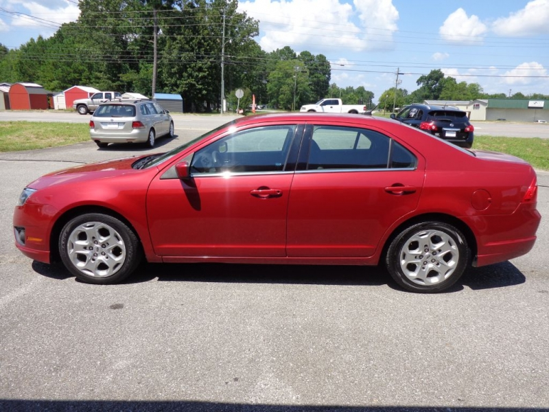 FORD FUSION 2010 price $5,800