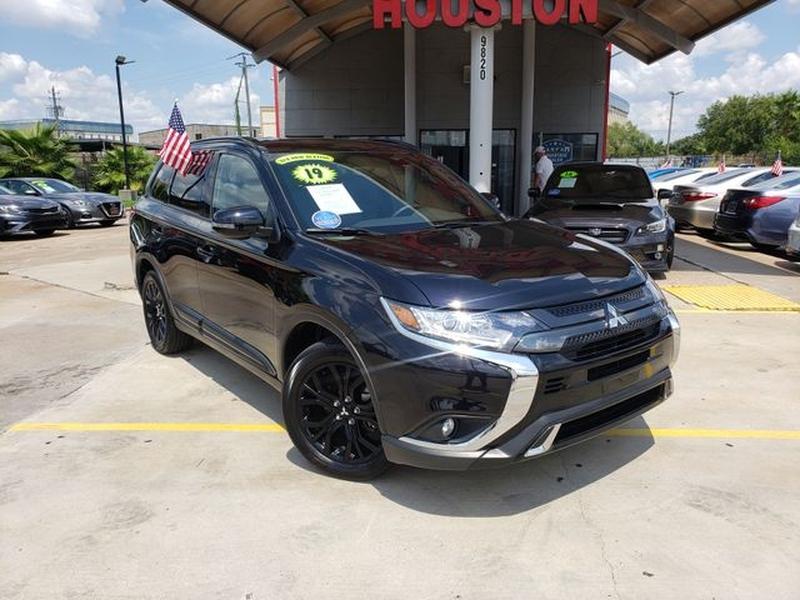 Mitsubishi Outlander 2019 price $21,495
