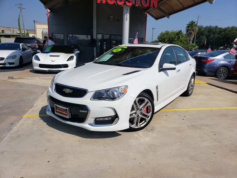 Chevrolet SS 2016 price Call for price