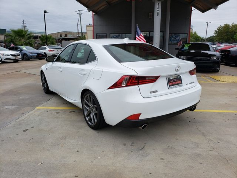 LEXUS IS 2016 price $28,495