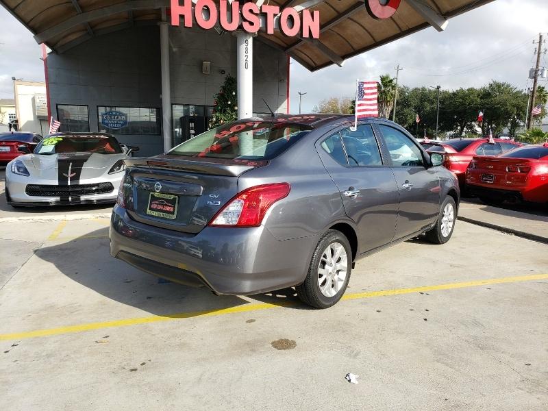 Nissan VERSA 2018 price $13,735