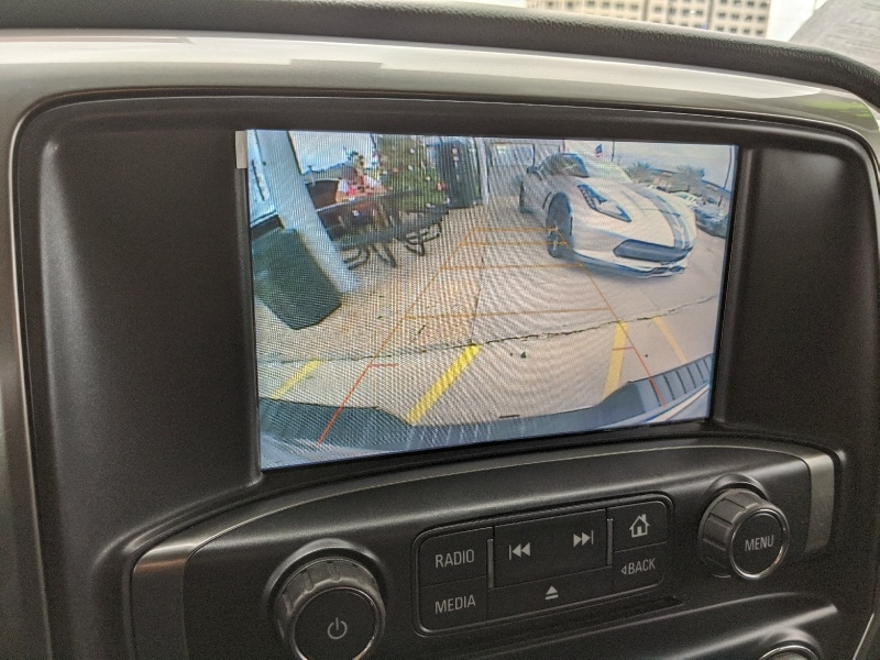 Chevrolet Silverado 1500 Crew Cab 2018 price Please Call For Price.