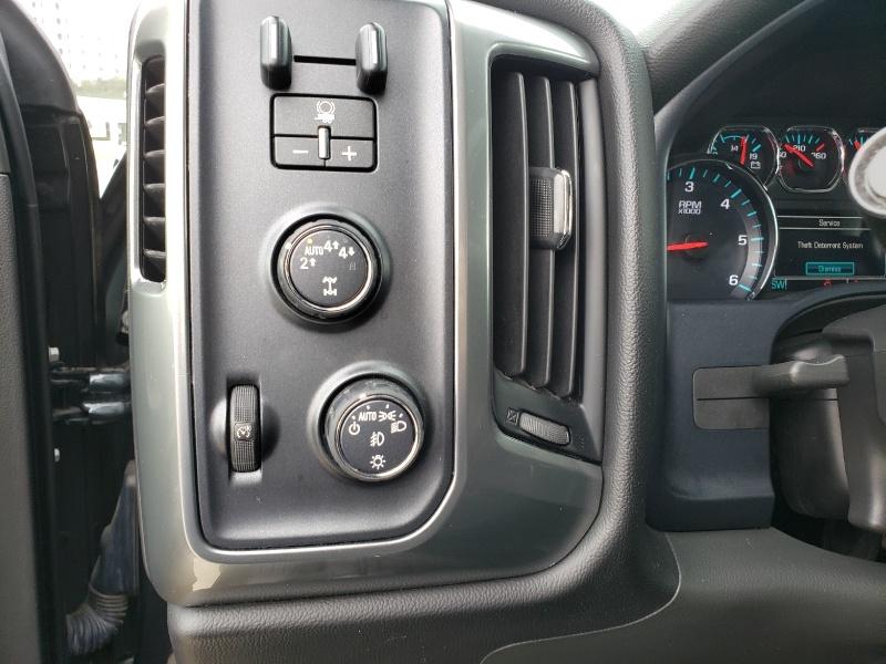 Chevrolet Silverado 1500 Crew Cab 2018 price Call for price