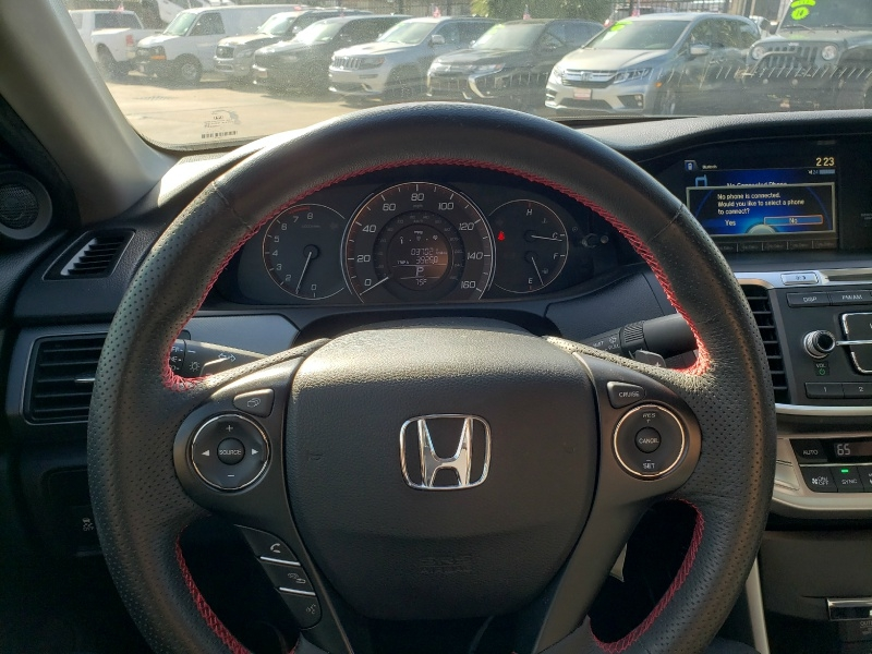 Honda ACCORD 2015 price $18,213