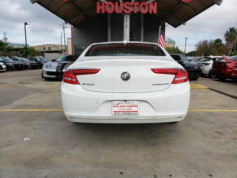 Buick LACROSSE 2018 price $23,995