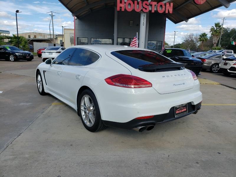 Porsche PANAMERA 2014 price Call for price