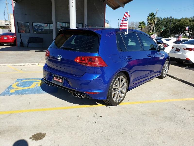 Volkswagen GOLF R 2017 price $29,995